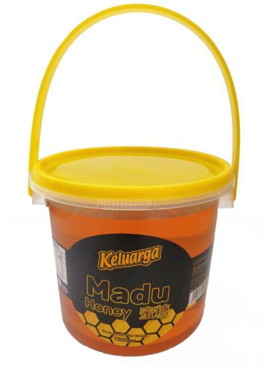 Cap Keluarga Honey Madu 1000gm