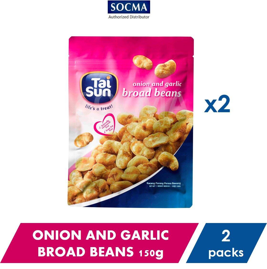Tai Sun Onion and Garlic Broad Bean 150G [2]