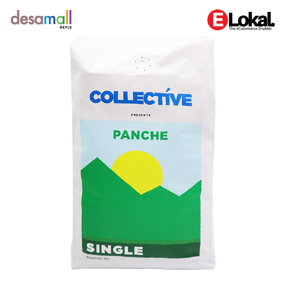 COFFEE COLLECTIVE Colombia Pura Cepa (1kg) - Jenis Kisaran : Halus