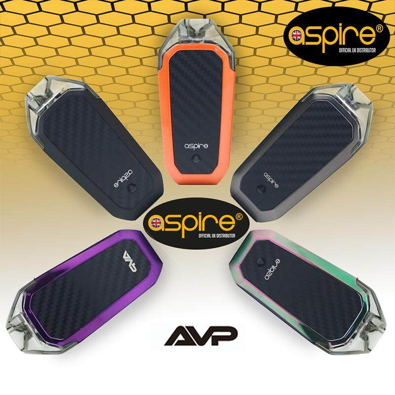 NEW Original Aspire AVP Pod System All In One Kit aspire avp rainbow