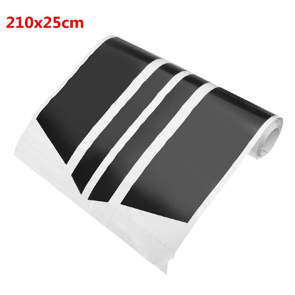Car Lights - 2x Car Side Stripes Decal Vinyl Sticker for Mercedes Benz W117 C117 - Replacement Parts