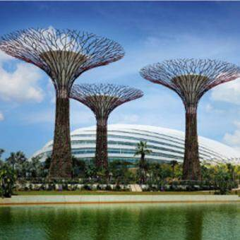 Harga Singapore Gardens By The Bay-Flower Dome+Cloud Forest (Adult)