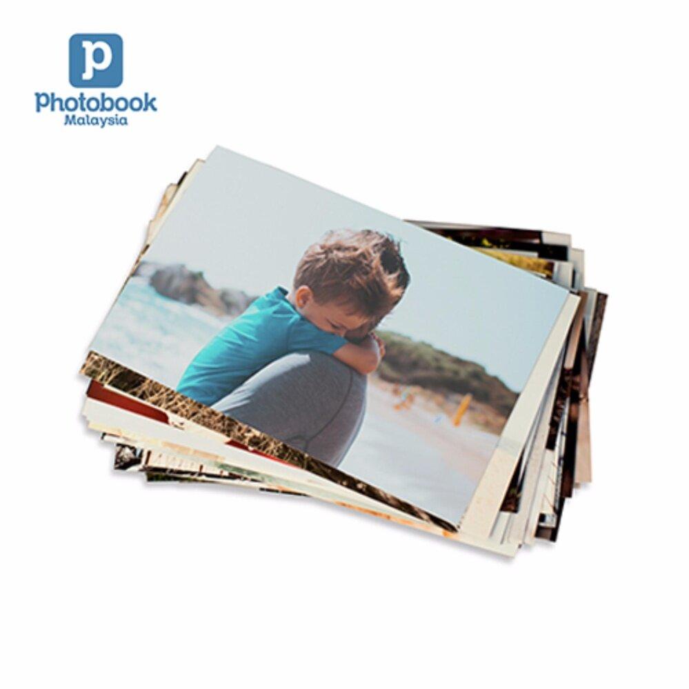[e-Voucher] Photobook Malaysia 4R Photo Prints 50 Pieces