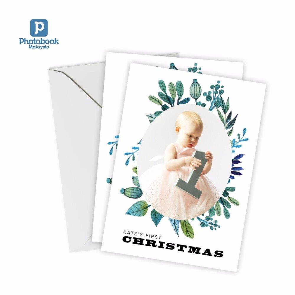 [e-Voucher] Photobook Marvel Avengers 5 x 7 Flat Greeting Card - 20 Identical Pieces