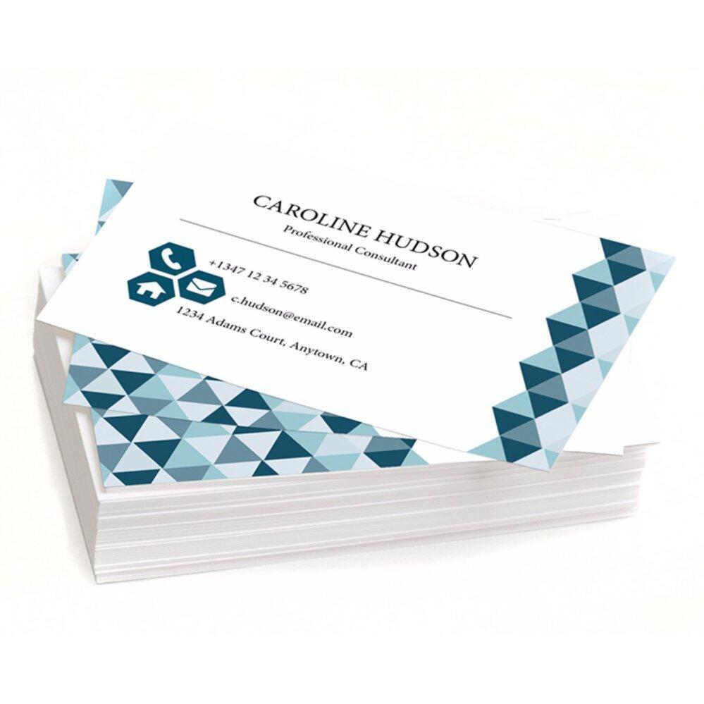 [e-Voucher] Photobook Malaysia Business Card, 50 pcs (1 Design)