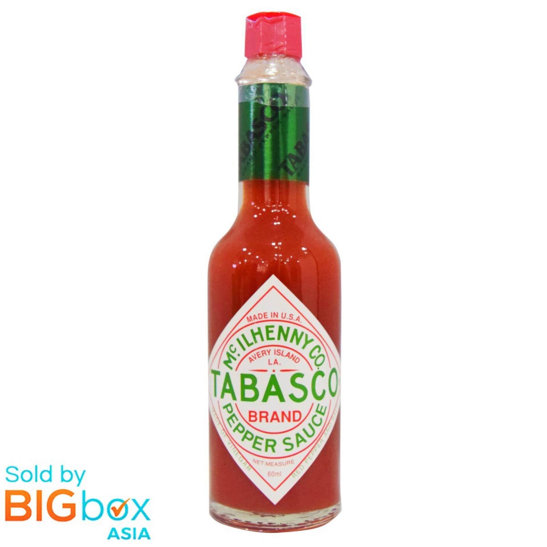 [BIGBox Asia] Tabasco Pepper Sauce 60ml - US