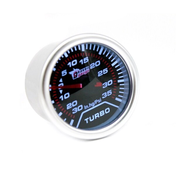 Gauges & Meters - 2Inch Car Universal Tinted Tachometer With Pointer Sunglasses Facet White Light - Car Accessories