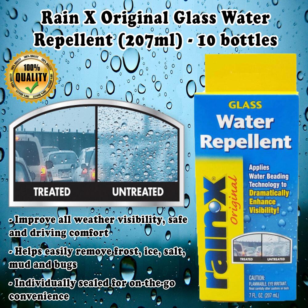 Rain-X / Rain - X / Rain X / RainX Original Glass Water Repellent (207ml) -  12pcs