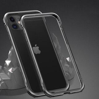 Ốp Nhôm Cho Apple iPhone 11 Pro Dành Cho iPhone 11 Pro Max iPhone 11 BJONE Vỏ Bảo Vệ Khung Phát Quang Độc Đáo thumbnail