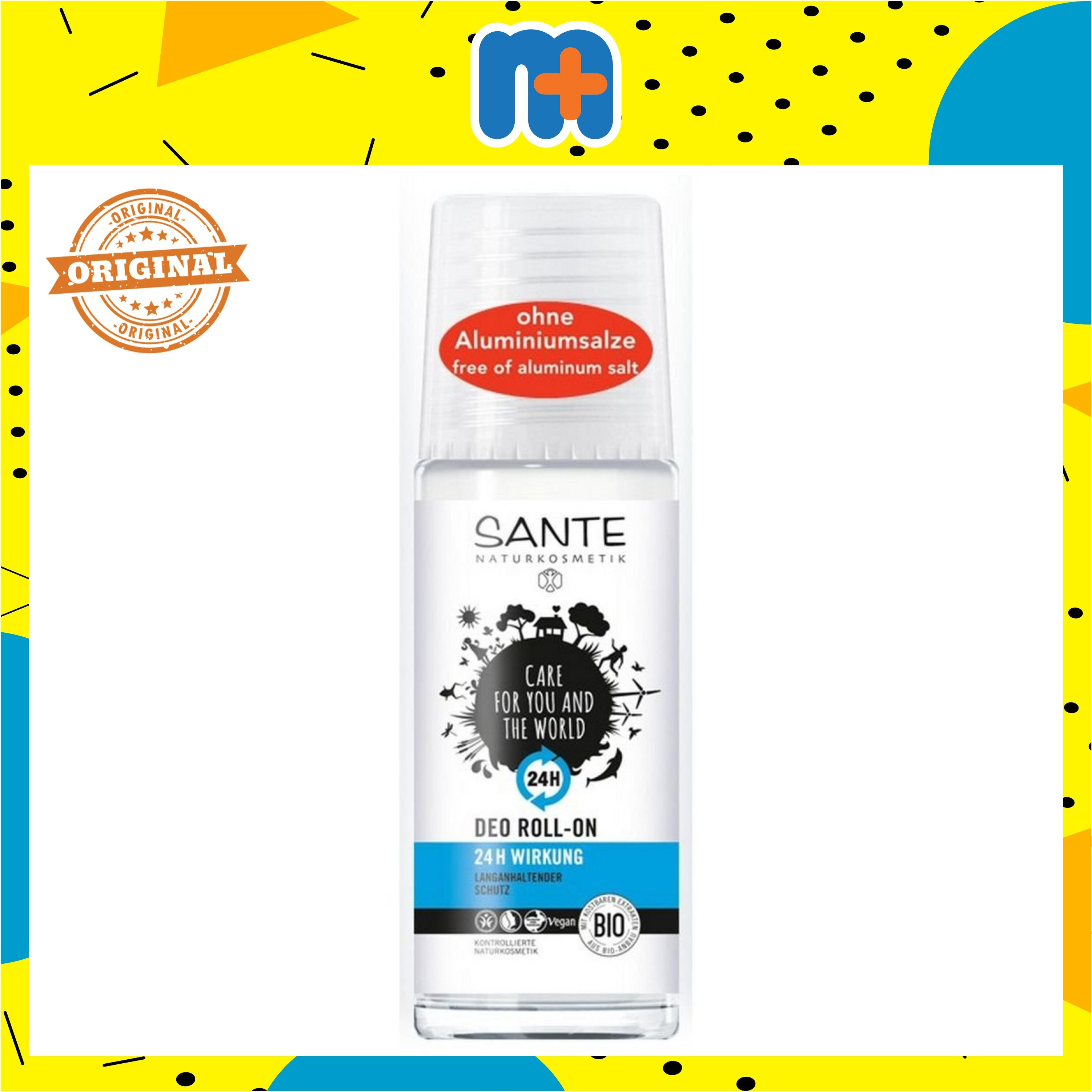 SANTE DEO ROLL-ON 24H 50ML