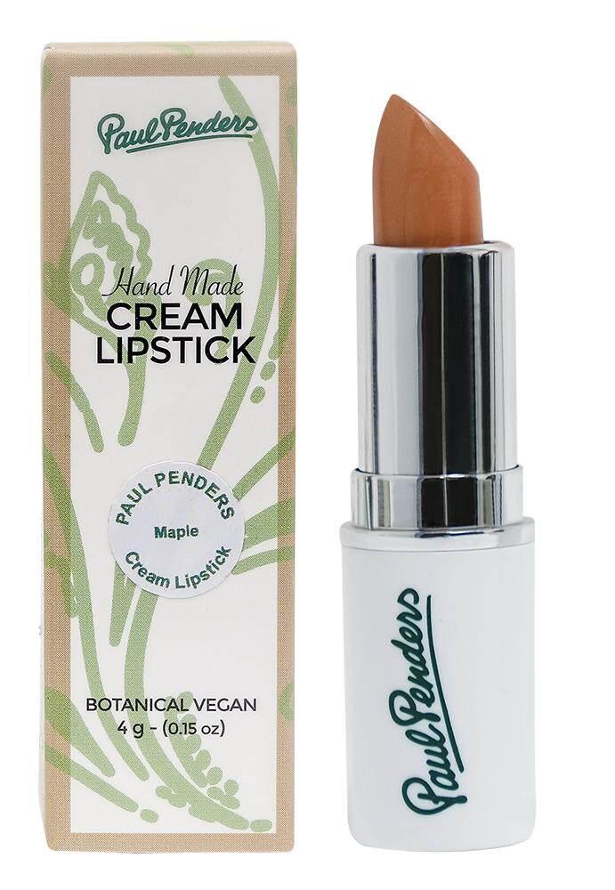 PAUL PENDERS HANDMADE CREAM LIPSTICK MAPLE 4G lipstick