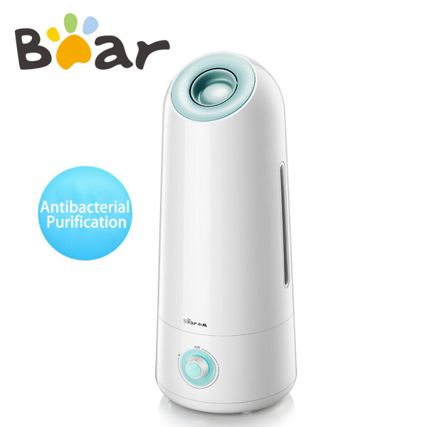 Bear Humidifier 5L Large Capacity Household Purification and Humidification Office Bedroom Aromatherapy Machine Floor Table Dual-use JSQ-C50U2 Singapore