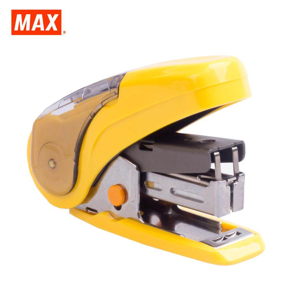 MAX HD-10NLCK Stapler (SAKURI KIDS) (YELLOW)