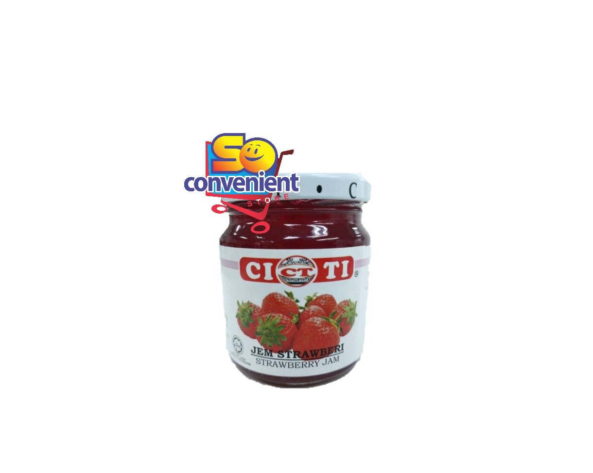 Citi Jam Strawberry 240g