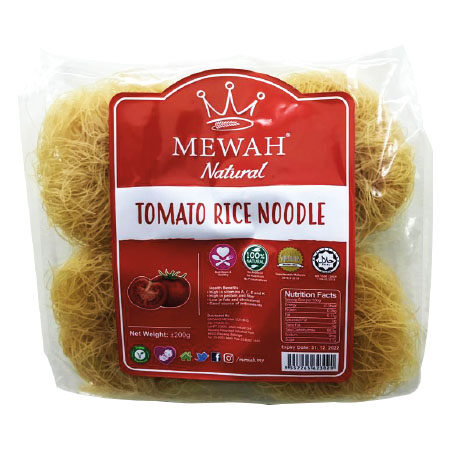 Mewah Natural Tomato Rice Noodle
