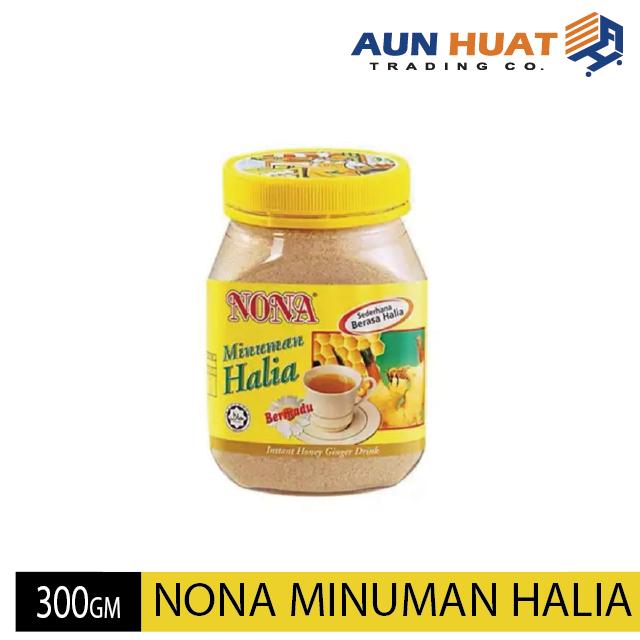 NONA MINUMAN HALIA BERMADU 300GM /NONA HONEY GINGER DRINK 300GM