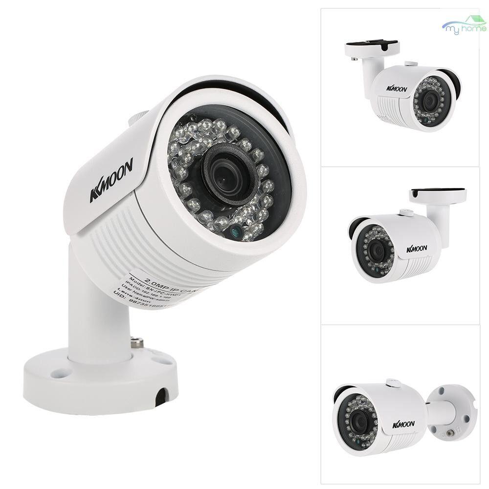 CCTV Security Cameras - 1080P HD POE IP Camera 2.0MP 4mm 1/2.9 for Sony CMOS H.264 P2P Onvif 36 IR LEDS Night - #