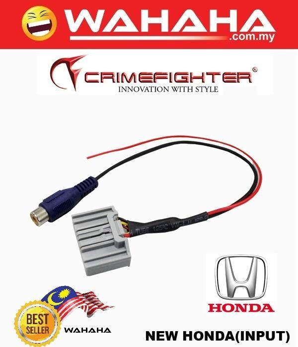 New Honda Crime Fighter Player Input Camera Socket Cable