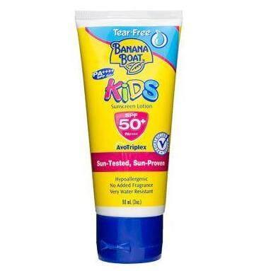 Banana Boat Kids Sunscreen Lotion SPF50+ 90ml