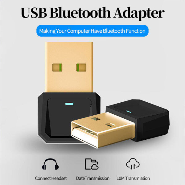【Cheap Hot Sale for A Limited Time 】Bluetooth USB Adapter 5.0 Desktop Computer Transmitter Wireless Mouse Keyboard Speaker Printer Receiver