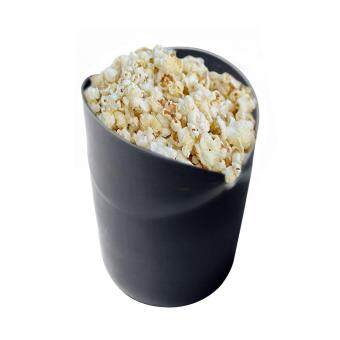 KACOO Food Grade Silicone Microwave Single-serve Popcorn Maker