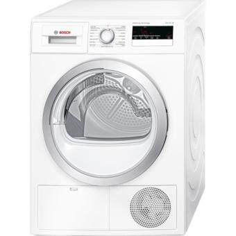 Bosch Series 4 8kg Tumble Dryer with Heat Pump - WTH85200GB