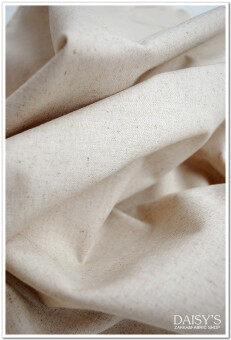 Character Linen solid thick classic Linen Fabric