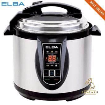 Elba Digital Control 6.0Litre Electric Pressure Cooker EPC-6000SS
