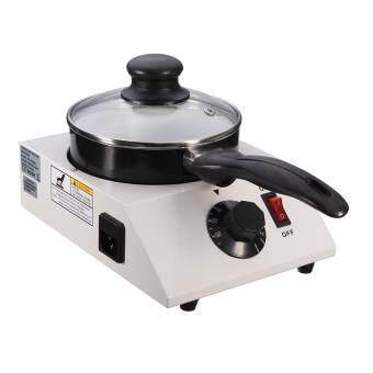 Electric Chocolate Single Melting Pot Fondue Melter Furnace Machine Kitchen Tool