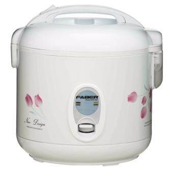 Harga FABER 1.0L JAR RICE COOKER FRC5010