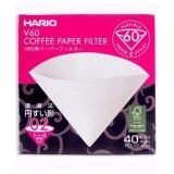 Hario V60 Filter Paper for 02 Dripper VCF-02-40M