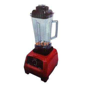 HM767 Blender WCF Blender 767  / Harumi Blender Professional Bar Blender / Kitchen Blender  (Red / Black)