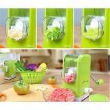 Household Multi-Function Meat Mincer Grinder Vegetables Shredder - 3