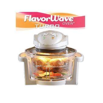 Harga FlavorWave Oven Turbo Halogen Convection Oven 12L