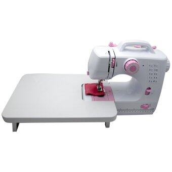 Harga Sewing Machine 505 10 sewing options With Expansion Board (Pink)
