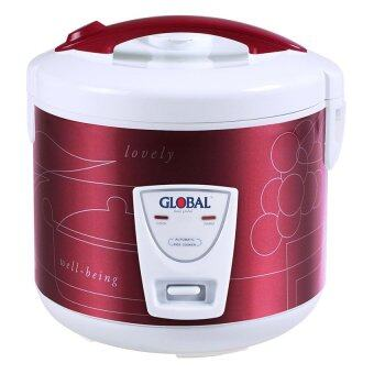 Harga GLOBAL GRC-18 JAR R/COOKER 1.8L