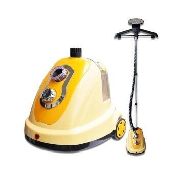 Harga Empire Living (Yellow) Hanging Garment Steamer Steam Clothes Electric Iron