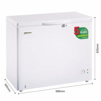 Harga Hesstar Chest Freezer HCF-N20 (White)