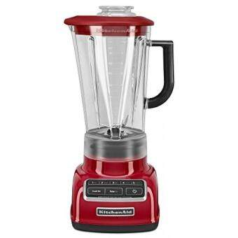 Harga GPL/ KitchenAid KSB1575ER 5-Speed Diamond Blender with 60-Ounce BPA-Free Pitcher - Empire Red/ship from USA