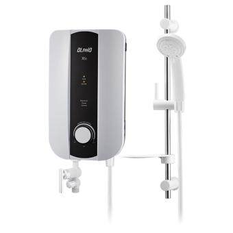 Harga ALPHA INSTANT WATER HEATER X5E (WHITE)