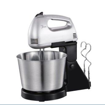 Harga HE TU Stand Mixer With Stainless Steel Bowl