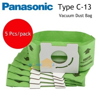 Harga Panasonic Type C-13 Vacuum Dust Bag For MC-CG302 MC-CG321 MC-CA591 MC-3310 MC-CA593 MC-CA293