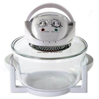 Harga FlavorWave 12L Halogen Convection Oven w/Glass Bowl
