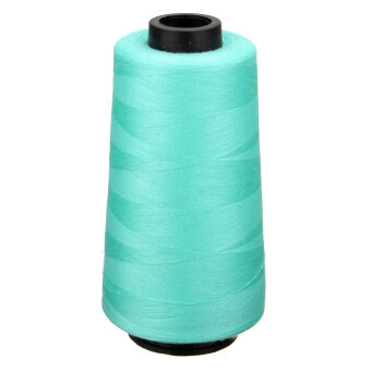 Harga 11 Colors 3000 Yards Industrial Overlocking Sewing Machine Polyester Thread NEW