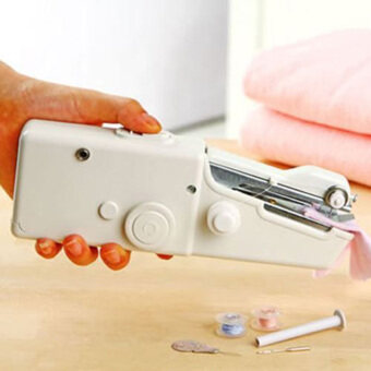 Harga Hand held small hand hand-held electric sewing machine hand sewing machine for hand held small sewing machine