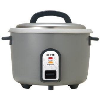 Harga Khind 9 cups (1.8Liter) Rice Cooker RC818 with Keep Warm Function