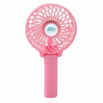 Harga AFAITH Handheld Mini Portable Battery Fan Foldable Fans With Metal Clip for Home and Travel SA052R