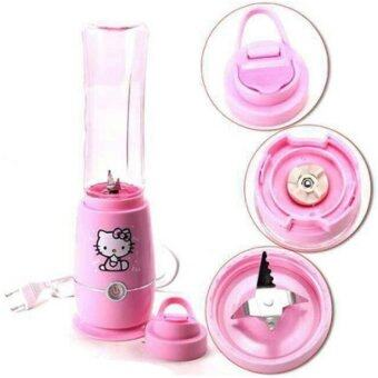 Harga Bliss Cartoon Hello Kitty Juice Blender (ASOTV)
