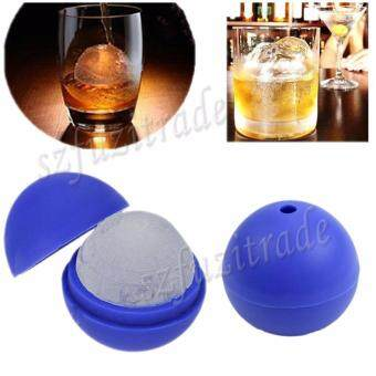 Harga Silicone Ice Cool Death Star Ice Tray Ice Cube DIY Mould Pudding Jelly Mold