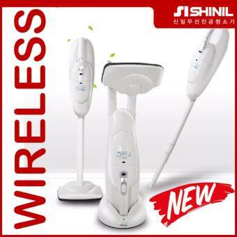 Harga SHINIL KOREA SVC-650SG Wireless Stick and Slim Handy Cyclone Vacuum Cleaner for Home